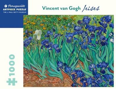 PO Van Gogh: Irises 1000-piece Jigsaw Puzzle