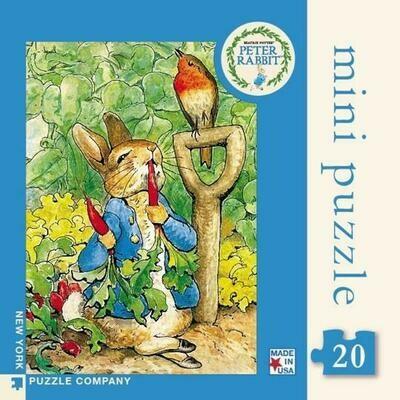 NP Peter Rabbit Mini Puzzle