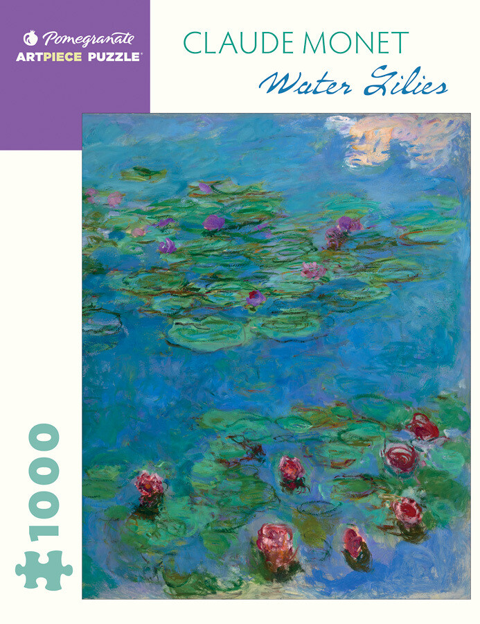 PO Monet: Water Lillies 1,000 PC Puzzle