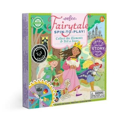 EB Fairytale Spinner Game