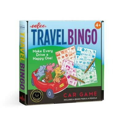 EB Travel Bingo