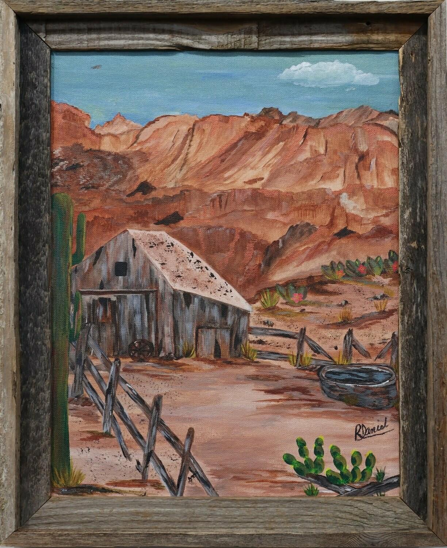 """""""Desert Solitude"""" Roxanne Daniel"""