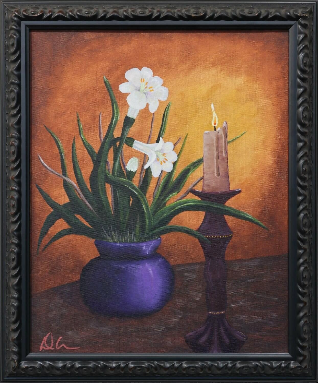 """""""Growth in Light"""" Dennis Mayer NFS"""