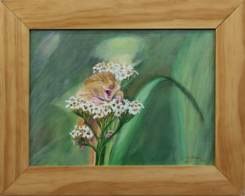 """Joy of Spring"" Greta Warren"