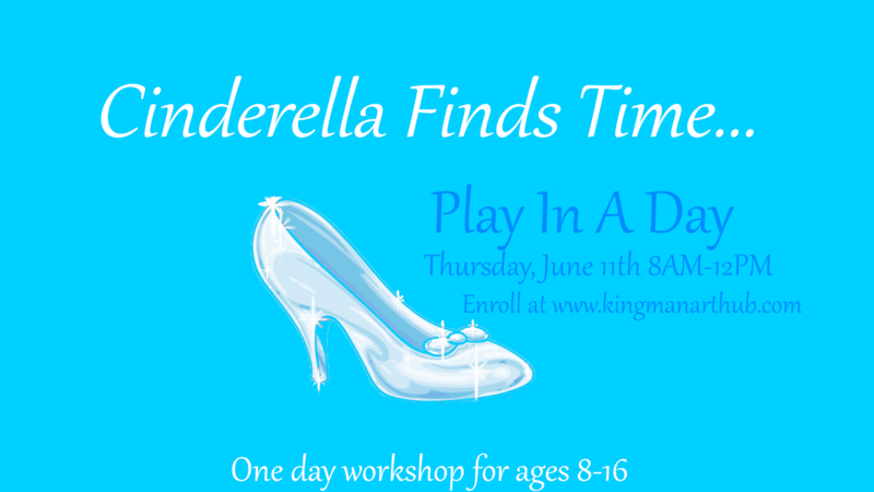 Cinderella Finds Time- Play in a Day