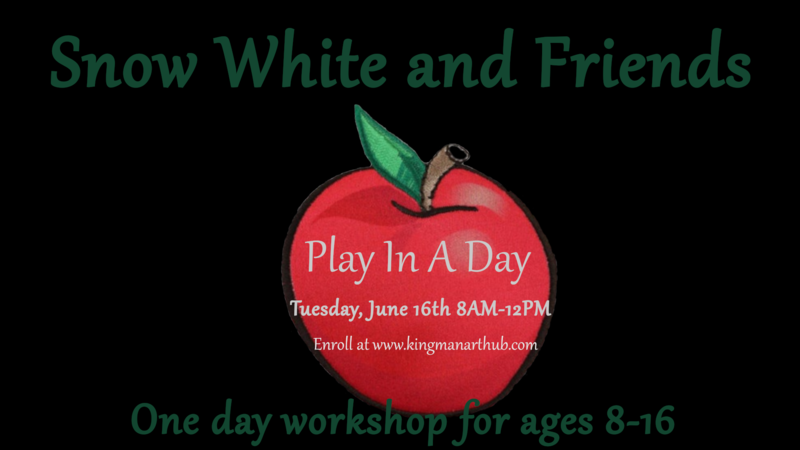 Snow White & Friends- Play in a Day