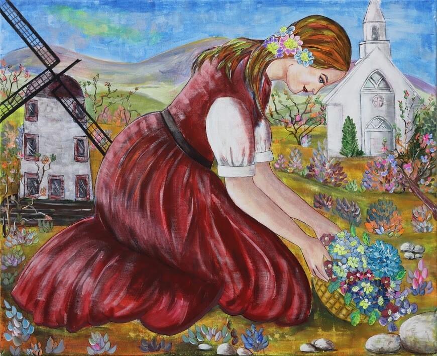 """""""Broken Windmill"""" by Linda McMahon"""