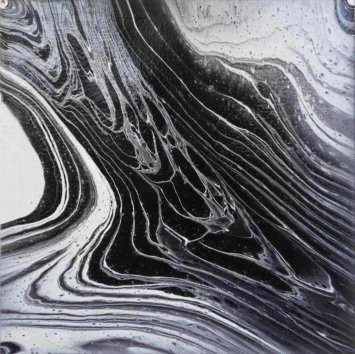 """Black River"" by Claudia Tuberg"