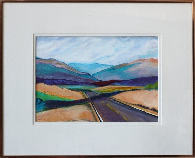 """Hwy 62 Cloud Shadows"" by Sharon Matheson"