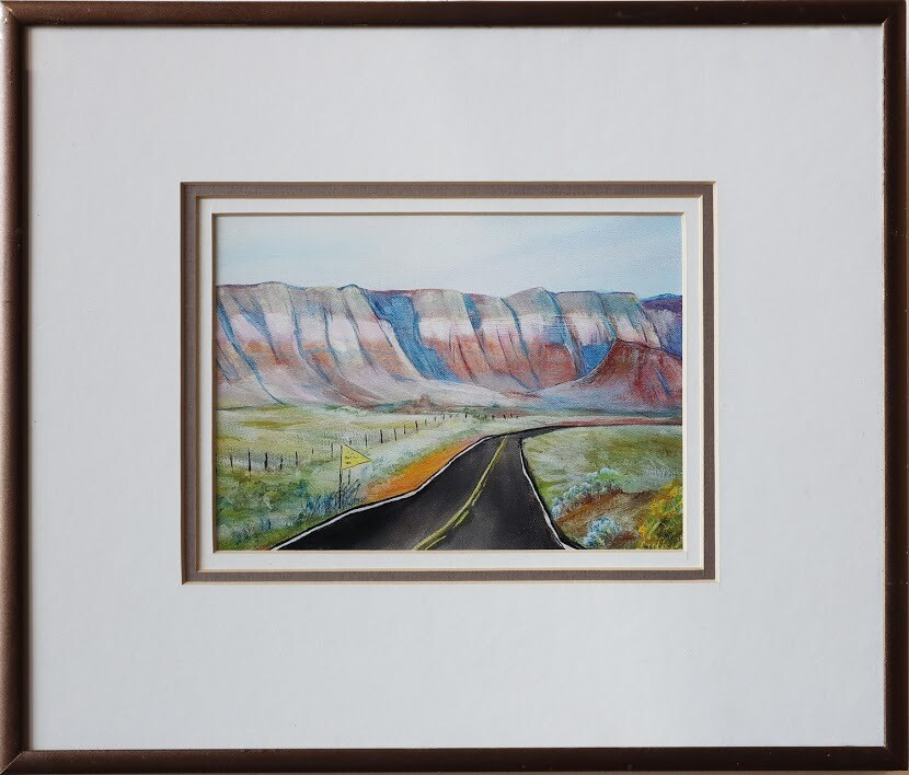 """Arizona Solitude"" by Sharon Matheson"