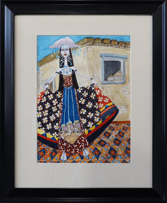 """Rain Maiden"" by Sally hudak-logan"