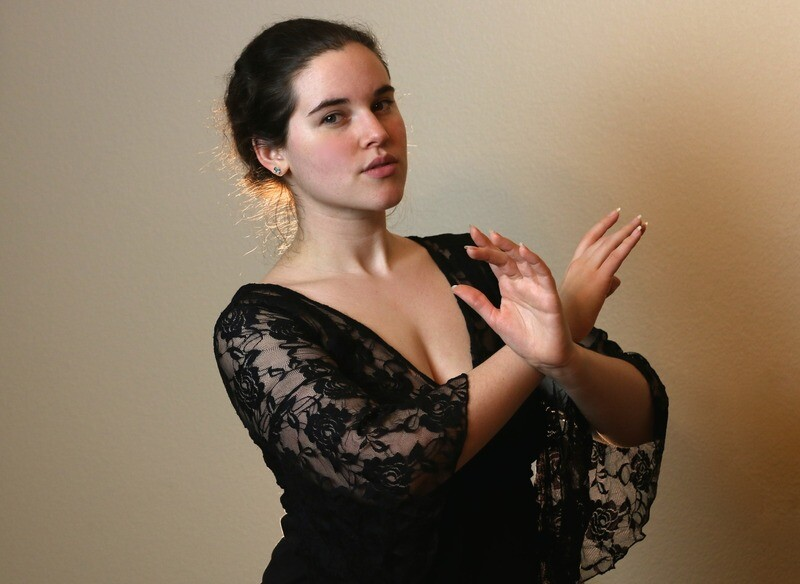 Belly Dance with Rachel Series Class
