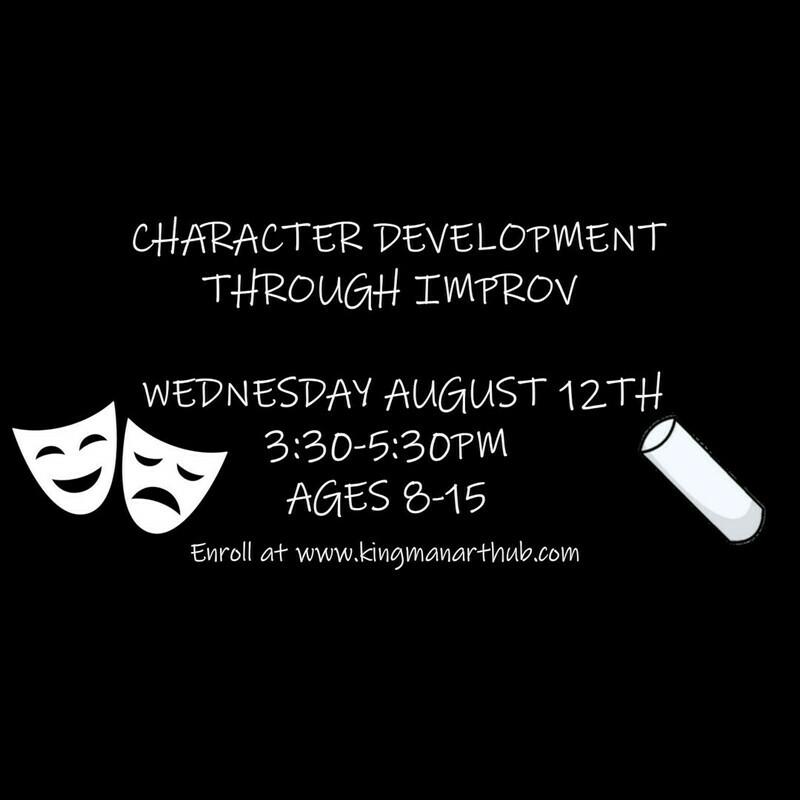 Character Development Through Improv!