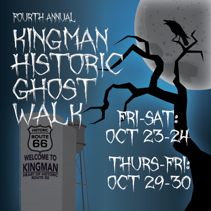 Ghost Walk Adult Ticket Oct. 30 Tour B 7:30pm.