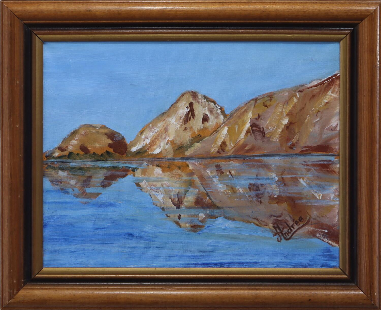 """""""Colorado River Reflections"""""""