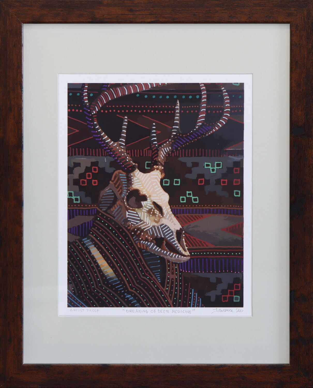 """""""Dreaming of Deer Medicine"""""""