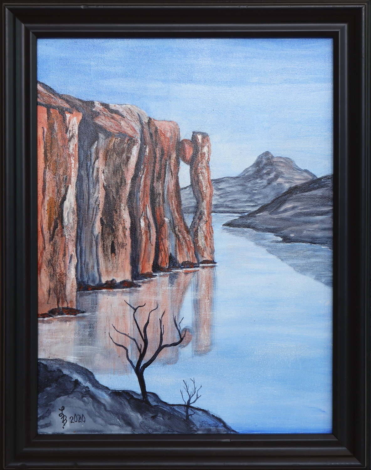 """""""Red Rock Reflection"""""""