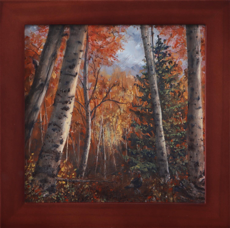 """""""Woodland Interior"""""""