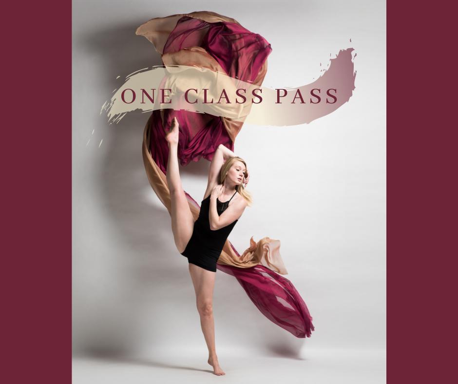 Jazz Dance Series One Class Pass