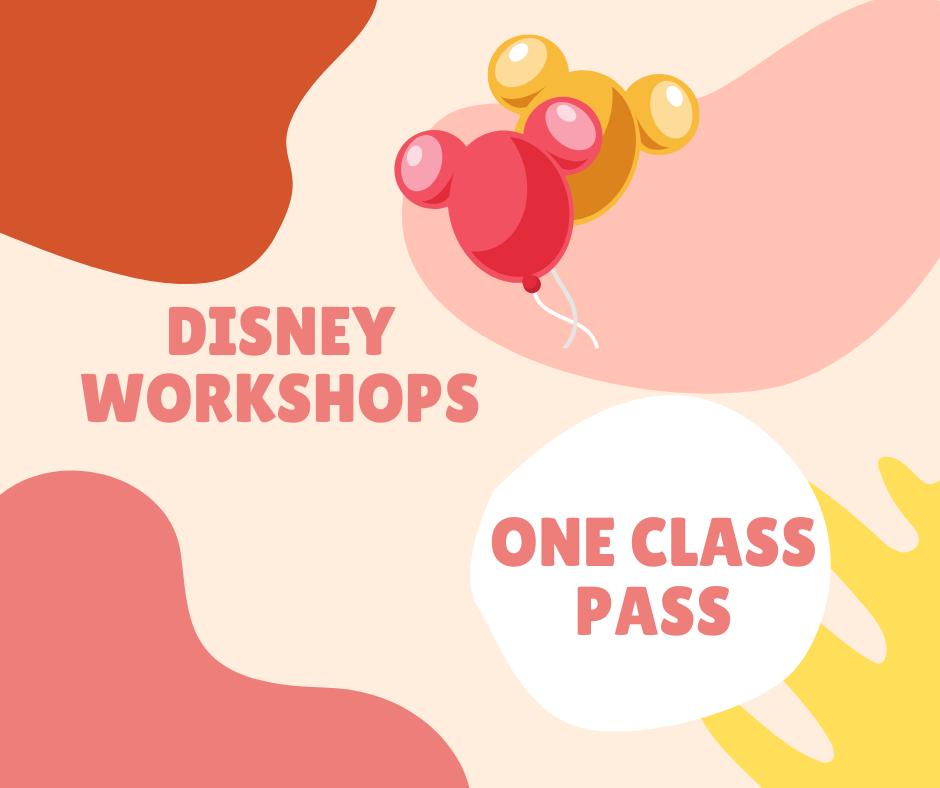 Disney One Class Pass