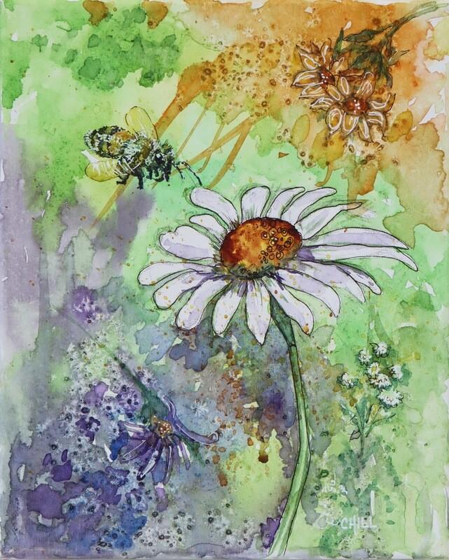"""Flower Bee Study"""