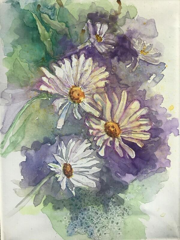 """""""Daisy Study"""""""