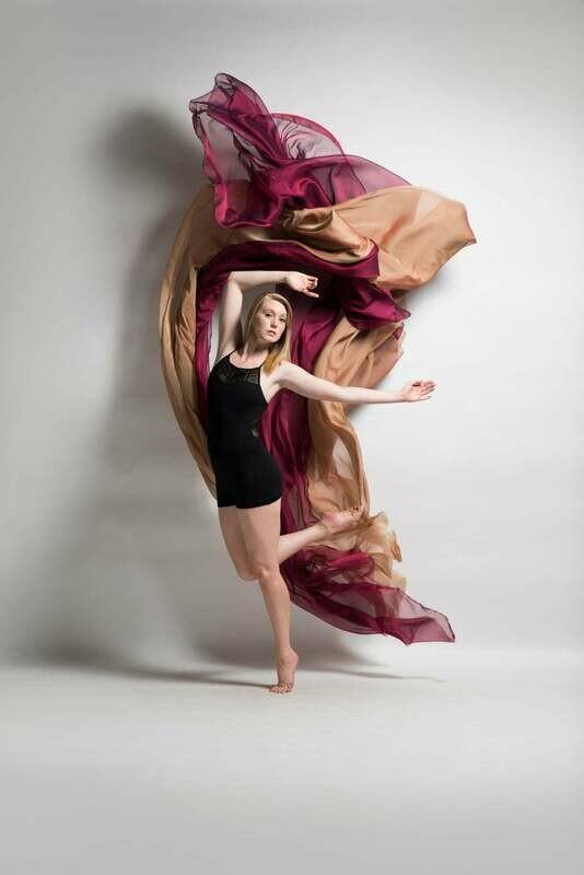 Contemporary Dance - Drop In