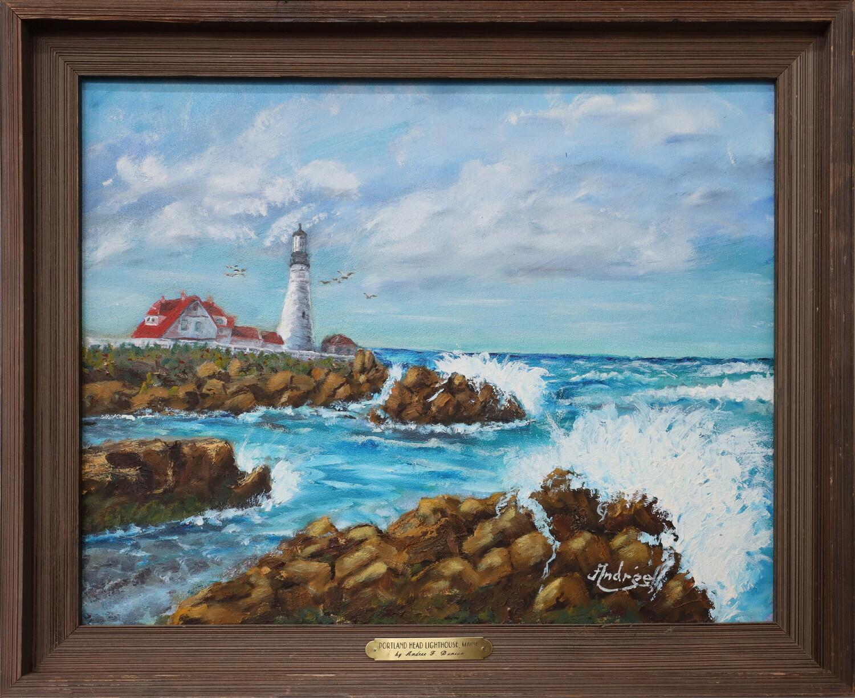 """Portland Head Lighthouse"""