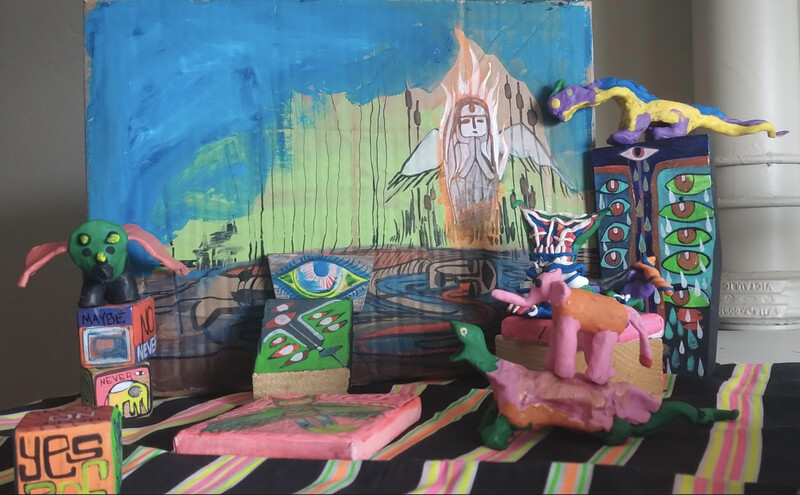 Drawing & Painting for Animation & Claymation DROP IN