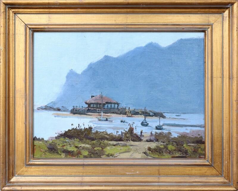 """""""Eureka Harbor Scene"""""""