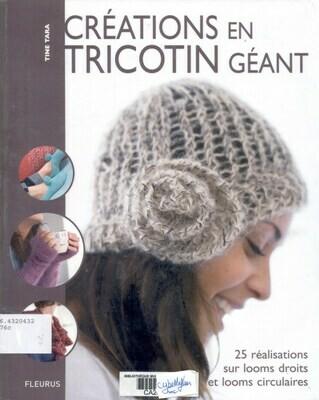 creations tricotinen pdf
