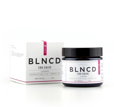 BLNCD - CBD Salve Heal+ 1000mg