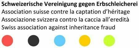Schweizerische Vereinigung gegen Erbschleicherei