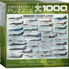 PZ Modern Warplanes (1000) (smaller box size only)