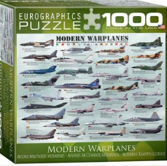 PZ Modern Warplanes (1000) (smaller box size only)