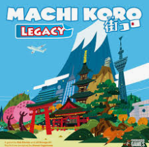 BG Machi Koro Legacy