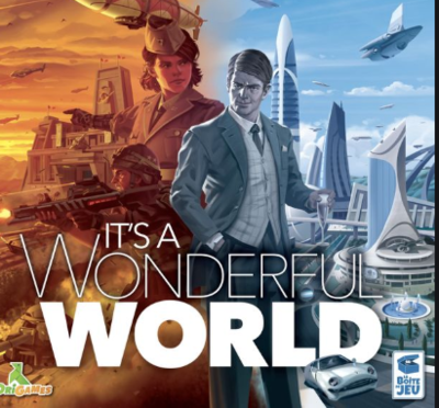 BG Its a Wonderful World