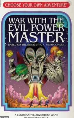 BG War With The Evil Power Master
