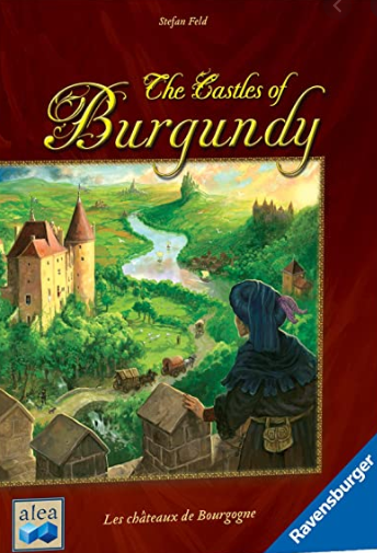 BG The Castles of Burgandy