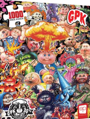 PZ Garbage Pail Kids (1000)