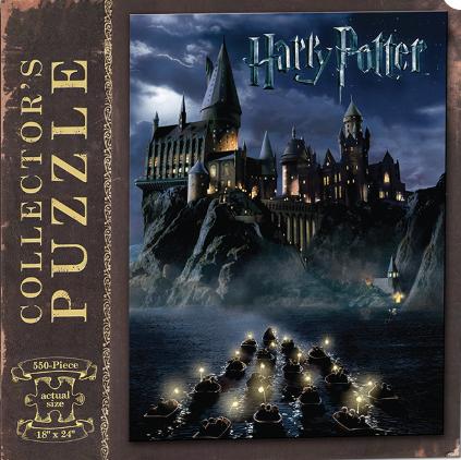 PZ Harry Potter Collector's Puzzle (550)