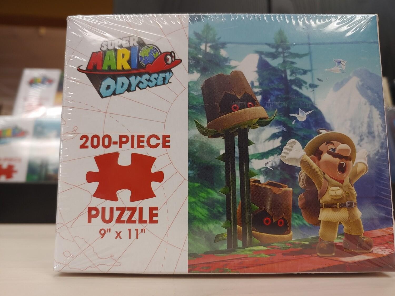 PZ Super Mario Wooded Kingdom (200)