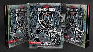 D&D Dungeon Tiles City