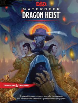 D&D Waterdeep Dragon Heist