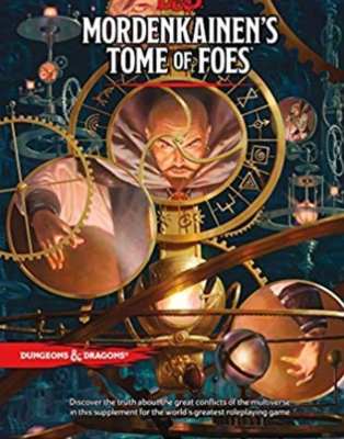 D&D Mordenkainens Tome of Foes