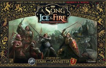 SIF Starter Set Stark vs Lannister