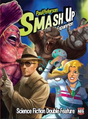 BG Smash Up Science Fiction Double Feature