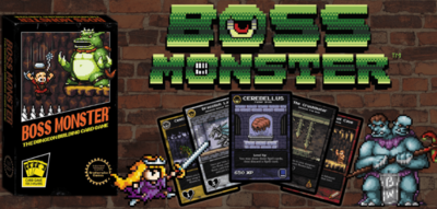 BG Boss Monster The Dungeon Building Card Game