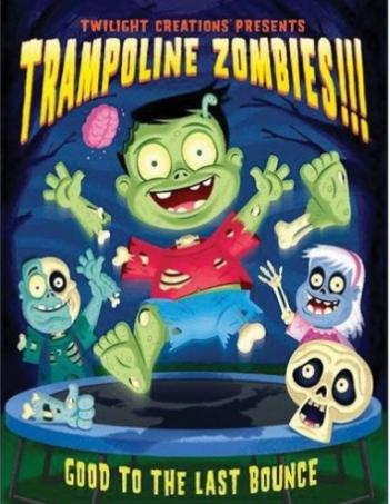 BG Trampoline Zombies