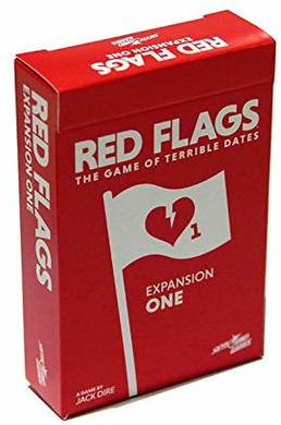 BG Red Flags Expansion One